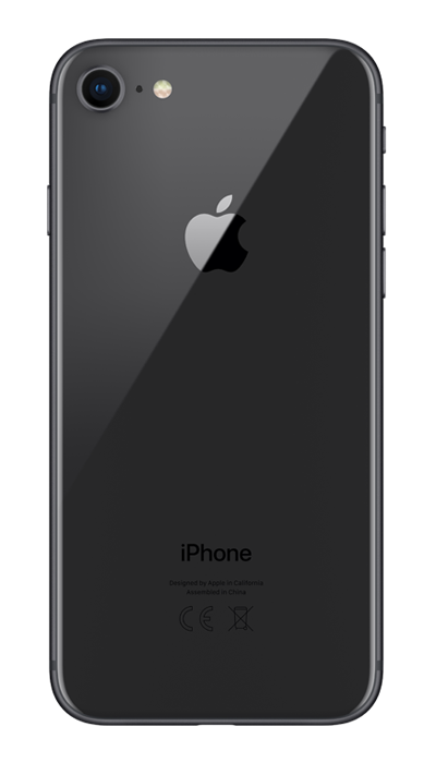virgin media iphone 8 space grey
