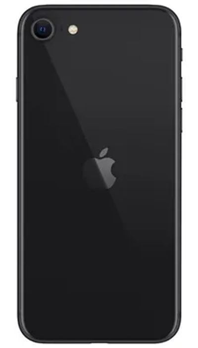 Virgin Media Apple iPhone SE 2020 black