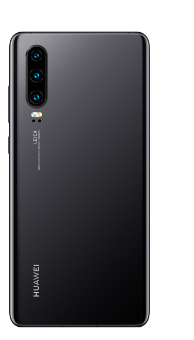 Huawei P30 Black Virgin media