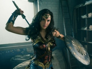 Gal Gadot stars as Diana Prince/Wonder Woman in Wonder Woman