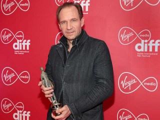 Ralph Fiennes Interview