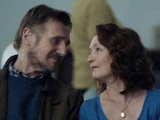 Liam Neeson and Leslie Manville star in Ordinary Love