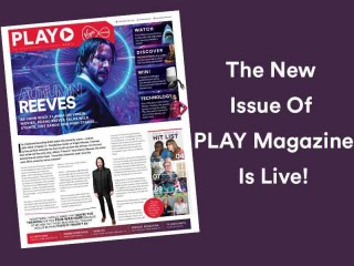 5 Reasons to read New Issue of Play Magazine