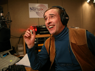 Alan Partridge TV Comedy Gold