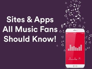 Best Music Websites & Mobile Apps
