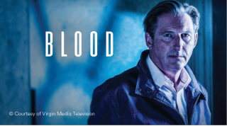 Blood Irish Crime Thriller