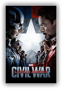 <p>Captain Americal Civil War</p>