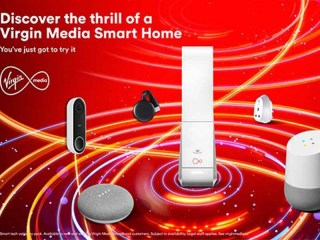 Smart Home with Virgin Media