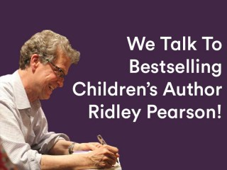 Ridley Pearson Interview