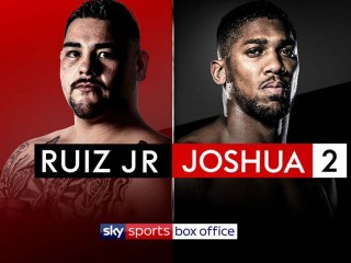 ruiz jr vs Joshua 2 fight