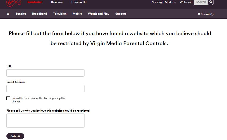 activate virgin broadband to go