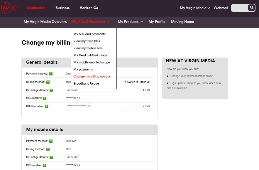 Benefits of good customer service for virgin media?